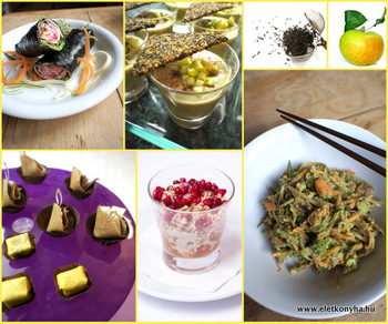 Megh�v�: M�rcius 8. Nyers veg�n vacsora/ Invitation: 8th March raw vegan Gourmet dinner