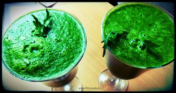 Ruccola Zöld Smoothie