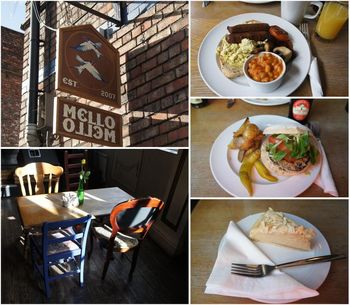 Vegan in Liverpool - MelloMello und Egg Cafe