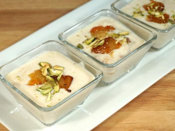 Pineapple Coconut Kheer - Pina Colada Pudding