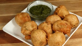 Batata Vada - Aloo Bonda (Fried Potato Dumpling)