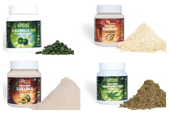 Superfoods von Lifefood