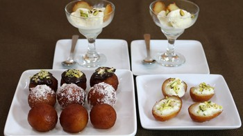 Gulab Jamun Variations for Festivals
