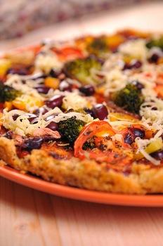 Nem volt kedvünk ismét tésztás pizzát enni f4c3d4da58