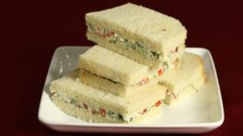 Cream Cheese Sandwiches