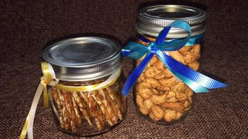 Holiday Gift Snacks