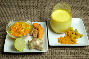 Using Tumeric!