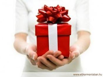 Tudatos felkészülés a karácsonyra - 3. rész Az ajándékozás e147af6380