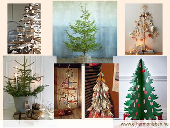 9536adcb0a Tudatos felkészülés a karácsonyra - 9. rész A karácsonyfa