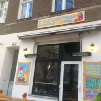 Lia´s Kitchen: veganer Imbiss in Berlin Prenzlauer Berg