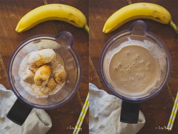 Banános jeges kávé smoothie (laktózmentes 791685fc7c